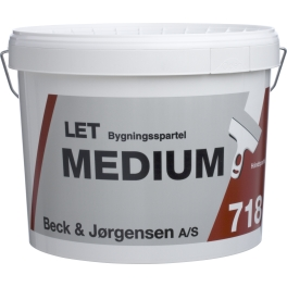 Beck & Jørgensen Sandspartel Medium 718
