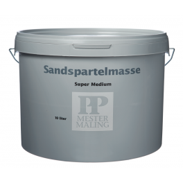 PP Sandspartelmasse Super Medium